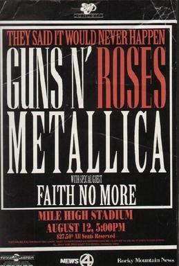 Guns N' Roses/Metallica Stadium Tour - Wikipedia