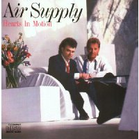 <i>Hearts in Motion</i> album by Air Supply
