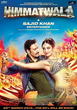 Himmatwala 2013 Old Wine in a New Bottle, has Bollywood run out of ideas