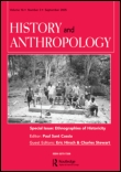 History and Anthropology