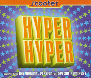 Scooter — Hyper Hyper (studio acapella)