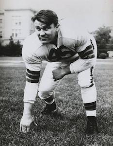 John Kissell American football player