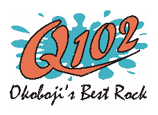 KUQQ Radio station in Milford, Iowa