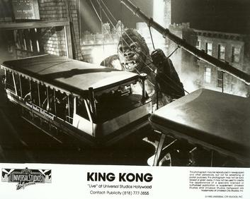 king kong encounter wikipedia