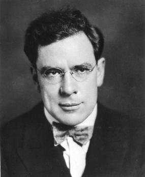 Portrait of Maxwell Anderson