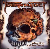 <i>Where Moth and Rust Destroy</i> 2003 studio album by Tourniquet