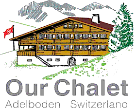 Our Chalet Scouting World Centre in Adelboden, Switzerland