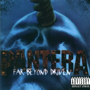 <i>Far Beyond Driven</i> 1994 studio album by Pantera
