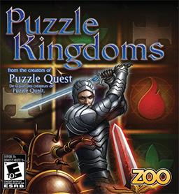 <i>Puzzle Kingdoms</i> 2009 video game