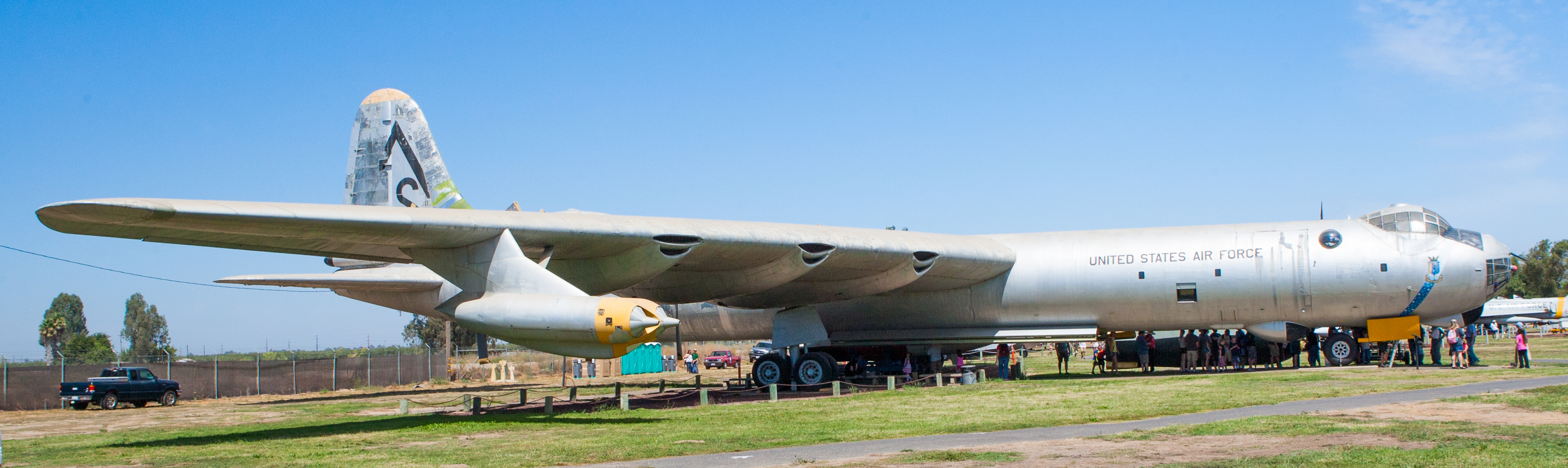 RB-36H_located_at_Castle_Air_Museum_in_Atwater%2C_CA.jpg