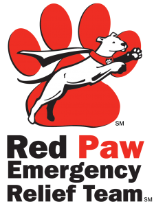 Red Paw Emergency Relief Team logo.png