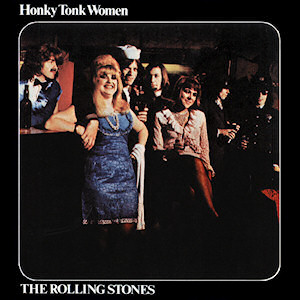 Image result for honky tonk women single images
