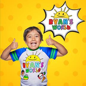 Ryans World childrens YouTube channel
