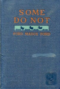 <i>Some Do Not ...</i> novel by Ford Madox Ford