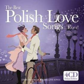 <i>The Best Polish Love Songs... Ever!</i> 2009 compilation album by Various artists