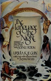 the language of the night  wikipedia the language of the night