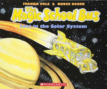 Magic School Bus- Lost in the Solar System