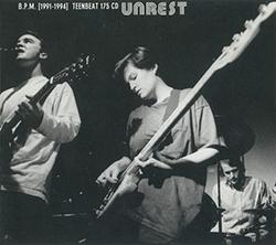 <i>B.P.M. (1991-1994)</i> 1995 compilation album by Unrest