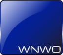 WNWO's logo from 2011 to 2014, still used during station identification.