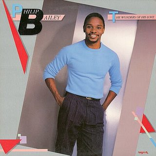 <i>The Wonders of His Love</i> 1984 studio album by Philip Bailey