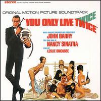 <i>You Only Live Twice</i> (soundtrack) 1967 soundtrack album by John Barry