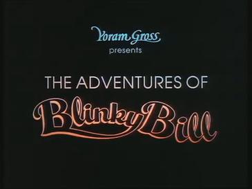 <i>The Adventures of Blinky Bill</i>