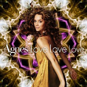 Love Love Love (Agnes song) single by Agnes Carlsson
