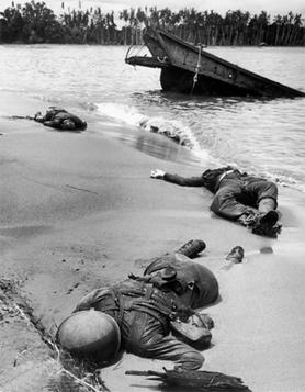 American dead buna beach.png