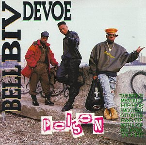 <i>Poison</i> (Bell Biv DeVoe album) 1990 studio album by Bell Biv DeVoe