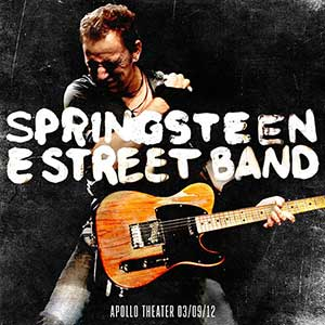 <i>Apollo Theater 3/09/12</i> 2014 live album by Bruce Springsteen & the E Street Band
