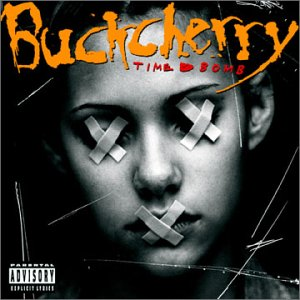 <i>Time Bomb</i> (Buckcherry album) 2001 studio album by Buckcherry