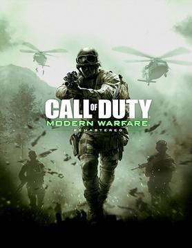 Call Of Duty Modern Warfare Remastered Wikipedia