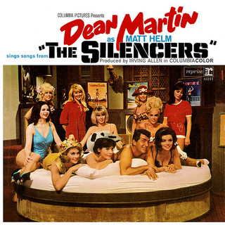 """<i>Dean Martin Sings Songs from """"The Silencers""""</i> album by Dean Martin"""