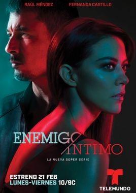 Enemigo íntimo (season 1) - Wikipedia