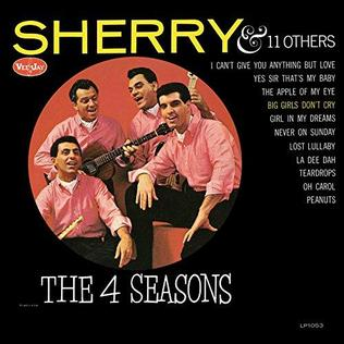 1962 studio album by The Four Seasons