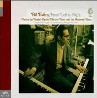 <i>From Left to Right</i> 1971 studio album by Bill Evans