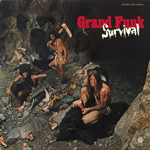 <i>Survival</i> (Grand Funk Railroad album) 1971 studio album by Grand Funk Railroad