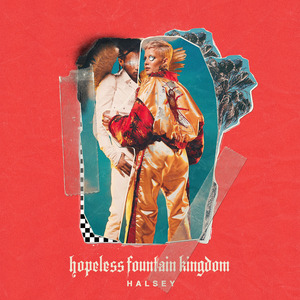 Image result for halsey hopeless fountain kingdom