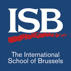 Logo of The International School of Brussels