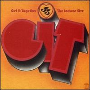 <i>G.I.T.: Get It Together</i> 1973 studio album by the Jackson 5