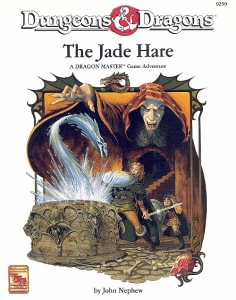 Cover of The Jade Hare