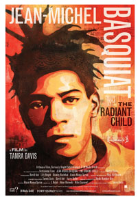 Jean Michel Basquiat, The Radiant Child