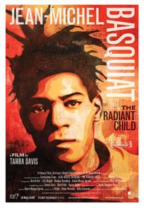 Jean Michel Basquiat, The Radiant Child