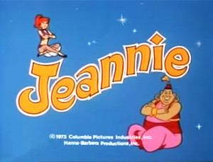 <i>Jeannie</i> (TV series) television series