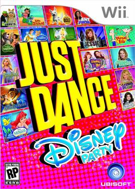 Just Dance: Disney Party - Wikipedia