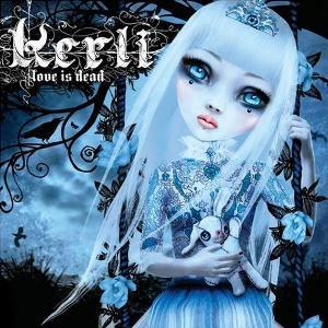 Kerli Koiv Kerli-_love_is_dead-_album_cover