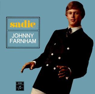 <i>Sadie</i> (album) 1968 studio album by Johnny Farnham