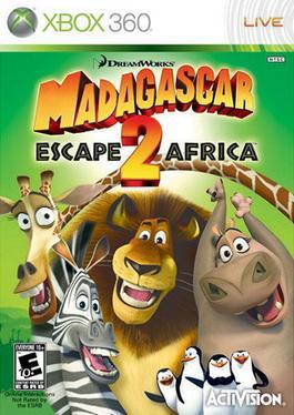 Madagascar Escape 2 Africa Video Game Wikipedia