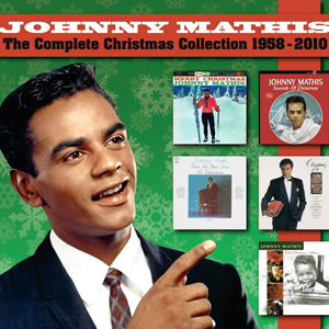 <i>The Complete Christmas Collection 1958–2010</i> 2015 box set by Johnny Mathis