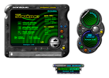 Download Sonique v (freeware) - AfterDawn: Software downloads